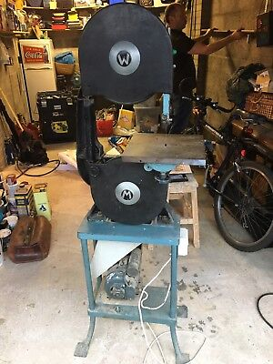 WILMAC Bandsaw