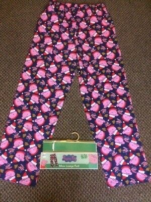 Mens Exstore Daddy Pig Lounge Pants Size XXL - New with Defect!!!