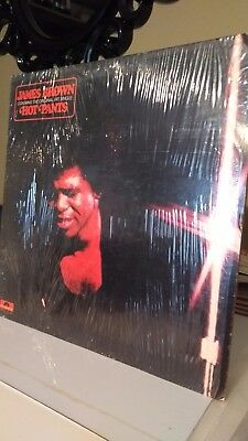 JAMES BROWN - HOT PANTS  VINYL US IMPORT  soul/funk collection