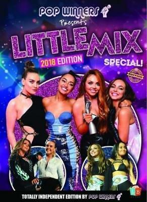 Little Mix Special by PopWinners 2018 Edition (Annual 2018) Hardcover – 1...