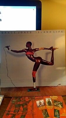 GRACE JONES - ISLAND LIFE VINYL 1985 soul/funk collection