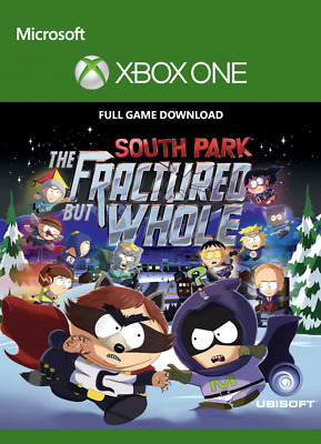 South Park The Fractured But Whole Xbox One *Digital download* Read description