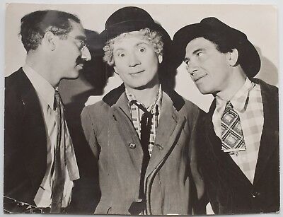 Photo-Photograph-MARX Brothers-Comedy-Comedians-Broadway-Vaudeville-Film-Musical