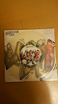 """terrorvision vinyl Limited edition double grooved clear 10"""" vinyl"""