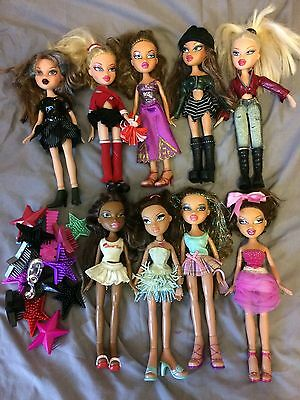 Huge BRATZ Doll Bundle And Accessories Inc dolls, pets, clothes and shoes!