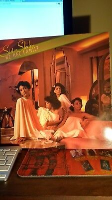 SISTER SLEDGE - WE ARE FAMILY VINYL 1979 soul/funk collection