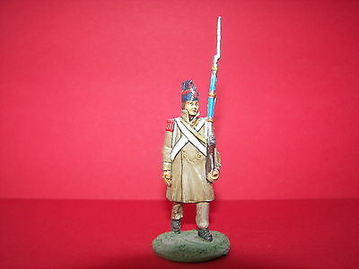 Napoleonic Waterloo Soldiers Painted 54Mm 1 32 Winter  Great Coat Marching 29