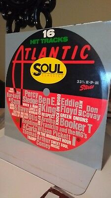 ATLANTIC SOUL CLASSICS VINYL 1987 soul/funk collection