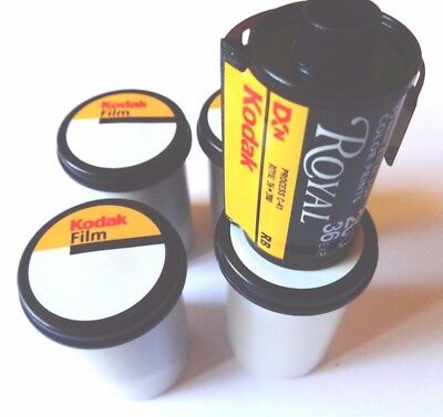 4 x KODAK ROYAL 200 35mm COLOUR PRINT FILM EXPIRED LOMOGRAPHY FILM