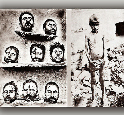 Armenian Genocide 1915, The Story Of Armenian Massacres - Historical Documents