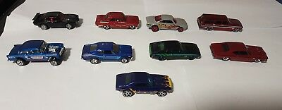Kids Diecast Toy Cars Bundle Job lot hot wheels american muscle gasser chevy