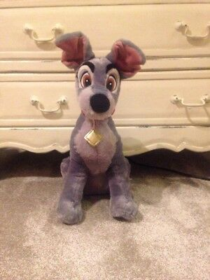 Lady and the Tramp Disney Soft toy 16 Inches