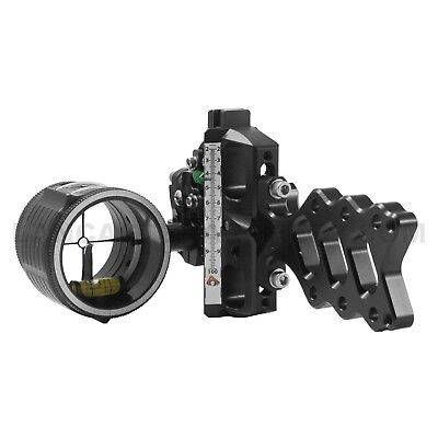 "Axcel AccuHunter Plus 1 Pin Slider Sight .010"" Pin"