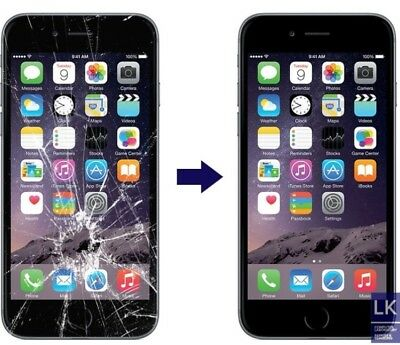 iPhone 6 Repair Service Cracked Screen