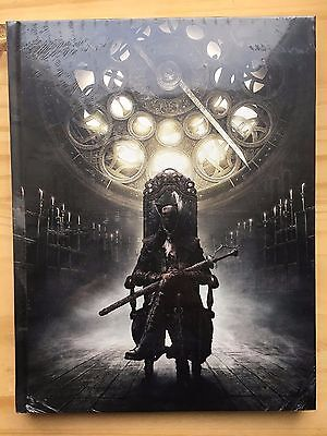 Bloodborne the Old Hunters Collectors Edition hardcover Guide sealed