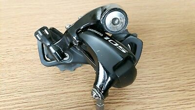 Shimano 105 5800 Rear Derailleur Mech 11 Speed Black Short Cage 28T Max