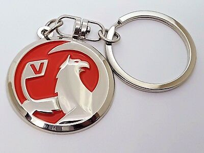 Vauxhall Astra, Corsa, Insignia, Zafira Car Metal Keyring with Gift Pouch (SPL)