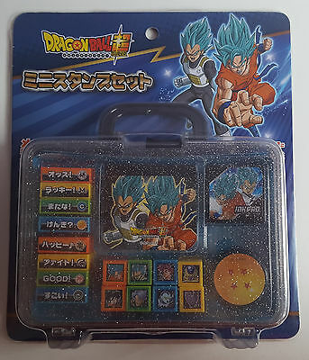 Dragonball Z Japanese Suitcase Toy, Case, Collectable, New & Sealed.