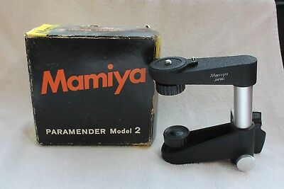 Mamiya Paramender 2 with box immaculate condition