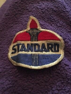 gas station patch standard  oil 50's 3 X 3 In for hat or shirt