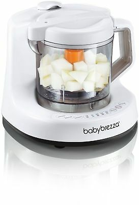 Baby Brezza Baby Food Maker Machine - One Step Steamer And Blender - Puree Baby