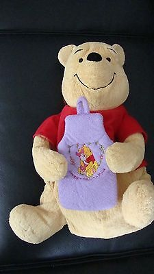 Winnie the Pooh Pyjama Case/Hot Water Bottle Cover
