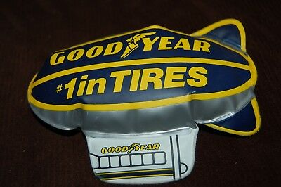 Goodyear Tires Blimp inflatable advertising promo Item Inflatable Goodyear Blimp