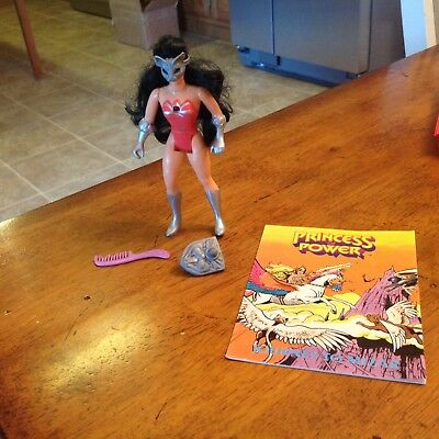 Princess of Power Catra Action Figure Vintage 80's She-Ra Doll Nr Complete