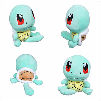 """6""""Pokemon Plush Toy Squirtle Soft Stuffed Action Doll Kids Baby Christmas Gift"""