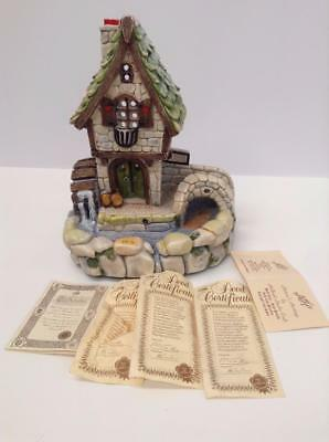 Cottage Naturecraft Rabbits Foot Mill