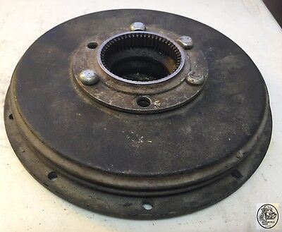 Rear Brake Drum Bsa 650 A65 Qd Oem 68-6103