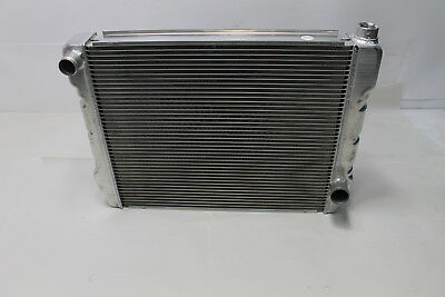 "New Evans NPG Cooling Systems 26"" x 19"" Aluminum Radiator - Chevy In/Out"