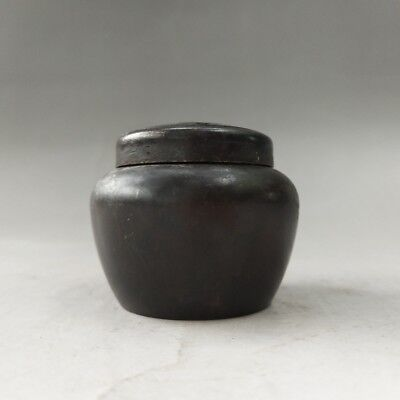 Chinese manual painting pure copper incense burner