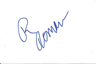 Ray Romano Everybody Loves Raymond In-Person Signed Card