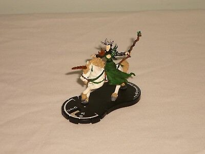 """***unique***mage Knight Figure""""emerald Glade Mystery""""#133 (2001)Excellent Cond!"""