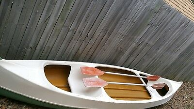 Canadian Canoe roomy and very stable