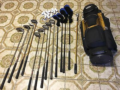 Complete Golf Club Set (Great For Beginners)