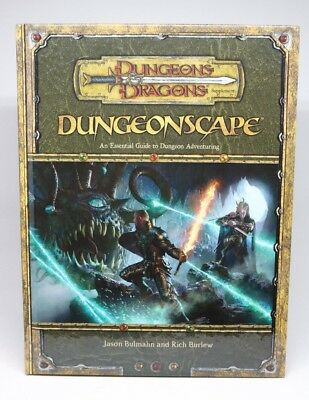 Dungeonscape: An Essential Guide to Adventuring  3.5 D&D ✰Sarge & Reds✰ ES1