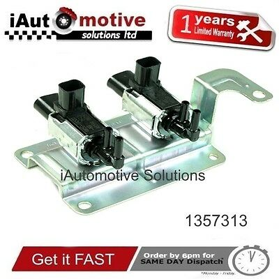 Ford Focus Mondeo C Max S Max Galaxy Vacuum Solenoid Valve Air Shut Off 1357313