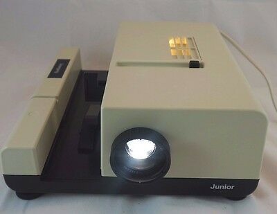 Vintage Slide Projector Liesengang Automat Junior 349 Made in Germany