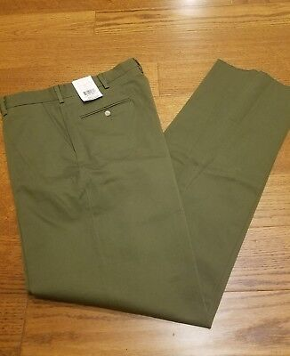 """Boy Scouts of America Official NWT Uniform Pants Men's 32x32(can be hemmed 36"""")"""