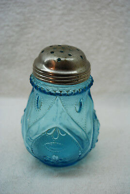 Really Scarce Victorian Northwood Jeweled Heart Victor Sugar Shaker C1905