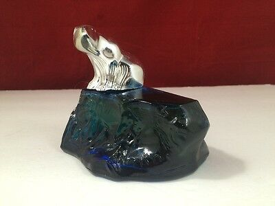Avon Arctic King Decanter - Everest after shave - 1976