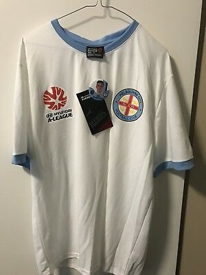 Melbourne City FC Shirt & Badge