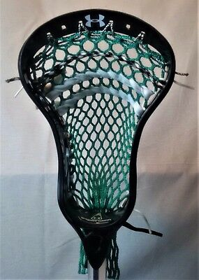 UNDER ARMOUR Charge 2 U Head-Strung - Black/Grn - NEW