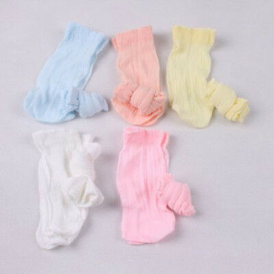 5 Pairs / 2 Pairs Candy Color Socks Newborn Baby Toddler Infant Kid Cotton Socks