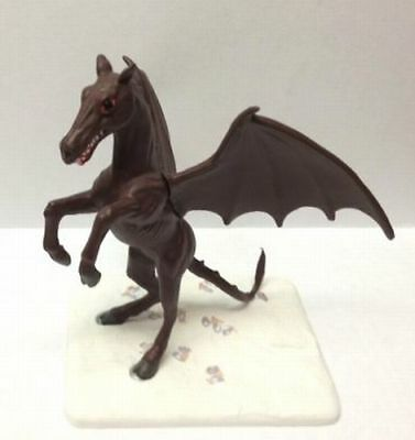 THE JERSEY DEVIL Figure /Mystery Museum /Cryptid, Leeds Devil at Pine Barrens