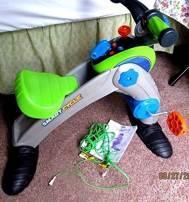 Smart Cycle Racer Physical Learning Arcade FISHER PRICE