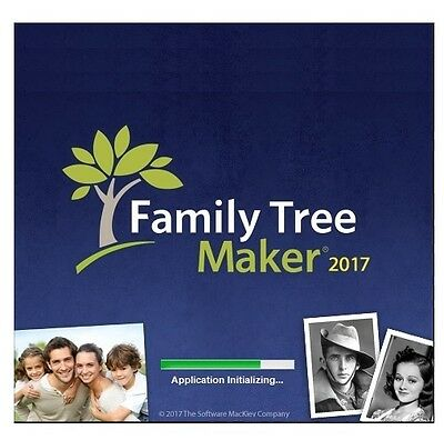 Family Tree Maker 2017 discover your family story preserve your legacy