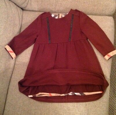 Toddler Girls BURBERRY Dress - Sz 2 - ADORABLE!